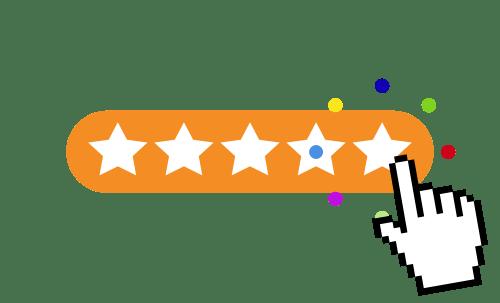 Donnez votre avis sur 5 étoiles