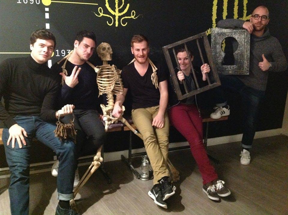 Gagnants concours Prizoners Paris 2015