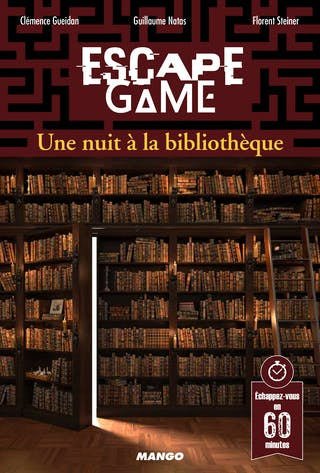 Escape Game: UneNuit à laBibliothèque