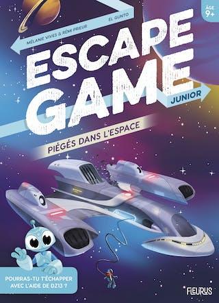 Escape Game Junior: Piégés dans l'Espace