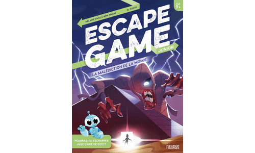 Escape Game Junior : La Malédiction de la Momie