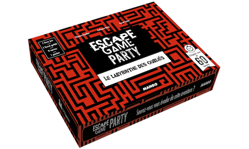 Escape Game Party : Le Labyrinthe des Oubliés