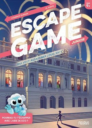 Escape Game Junior: Qui veut assassiner LouisXIV?