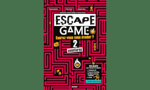 Escape Game: Saurez-vous vous évader de ces2aventures?