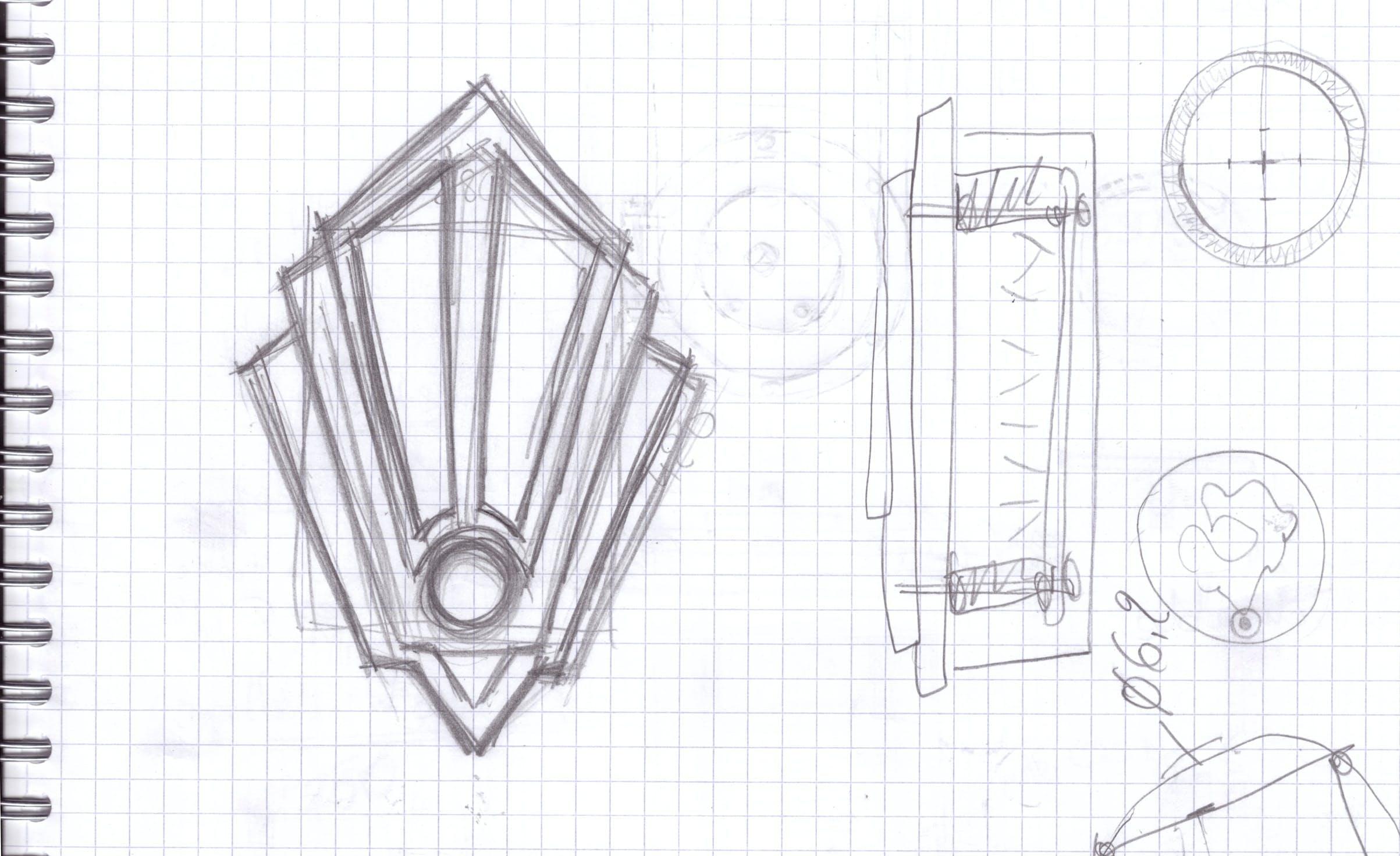Sketch Majestic Labsterium