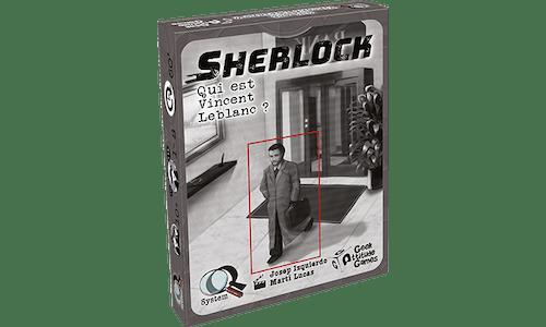 Sherlock : Qui est Vincent Leblanc?