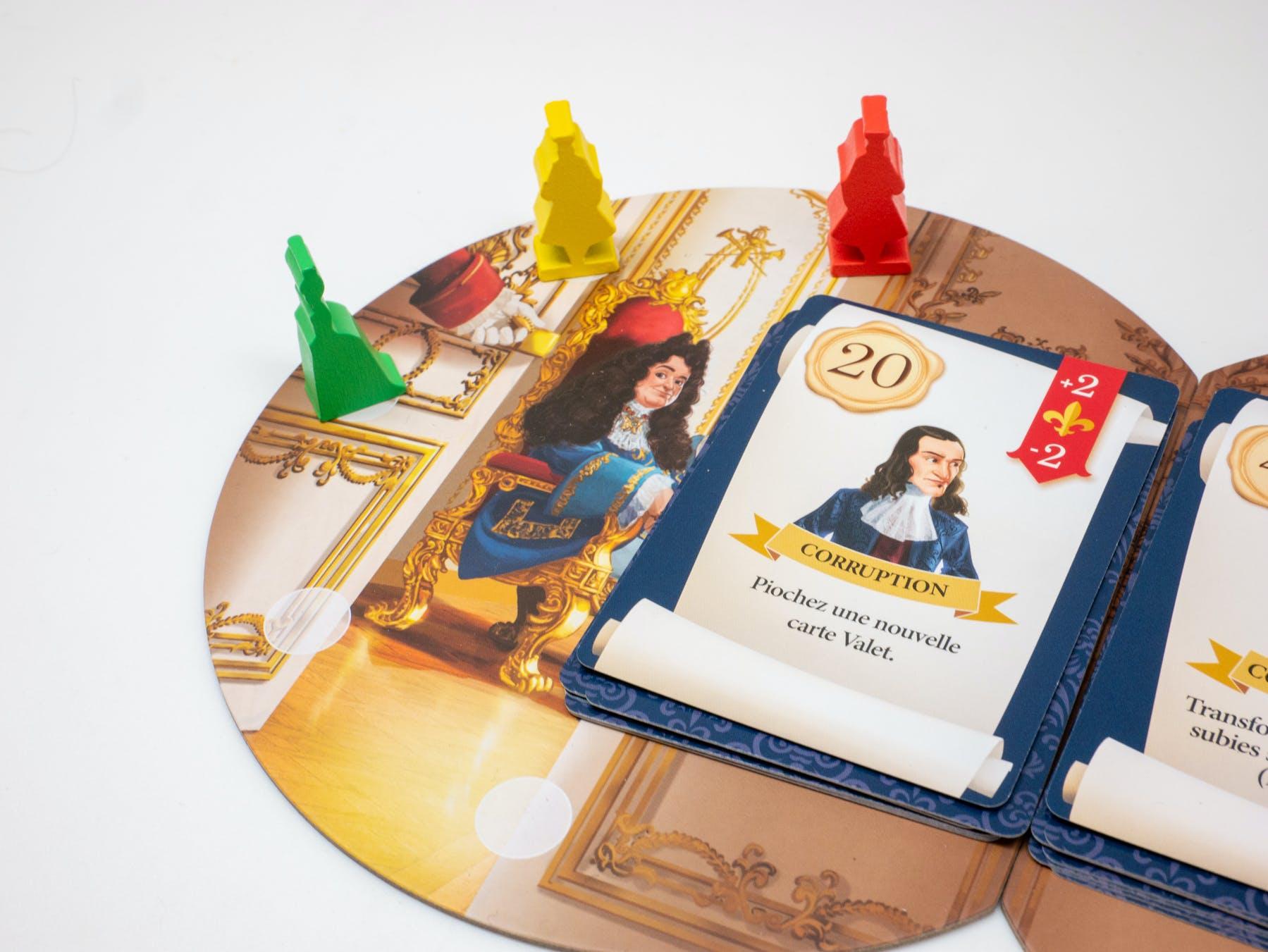 Carte Royal Secrets