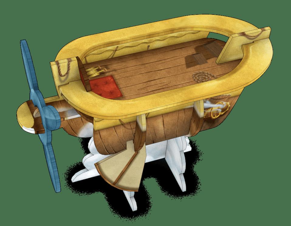 Celestia - aeronef