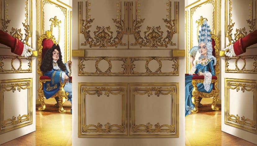 Royal Secret - illustration