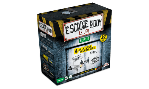 Escape Room le jeu