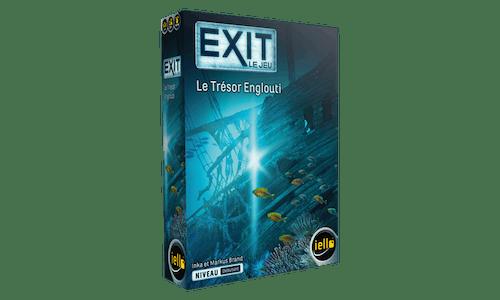 EXIT : Le jeu - Le Trésor Englouti
