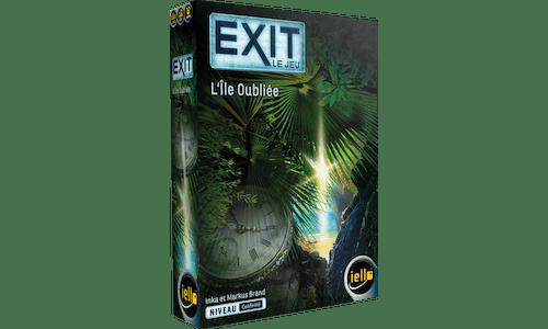 EXIT : Le jeu - L'Île Oubliée