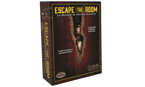 Escape the Room : La Maison de poupée maudite