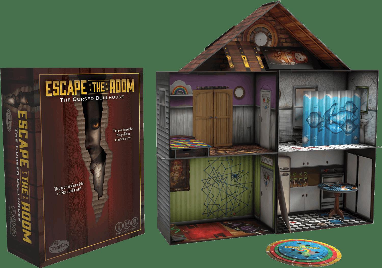 Escape The Room : Maison de Poupée (mise en place)