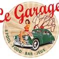 logo de Le Garage Laser Quest