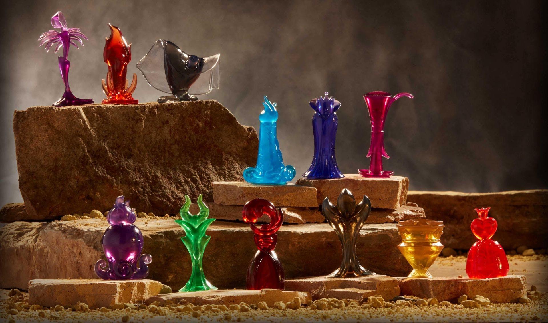 Villainous - Figurines