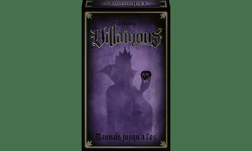 Villainous: Mauvais jusqu'àl'os