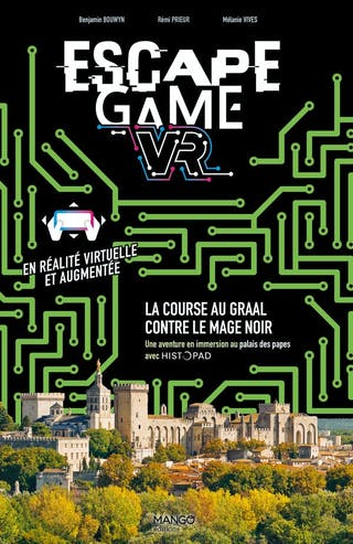 Escape Game VR : La course au Graal contre le mage noir