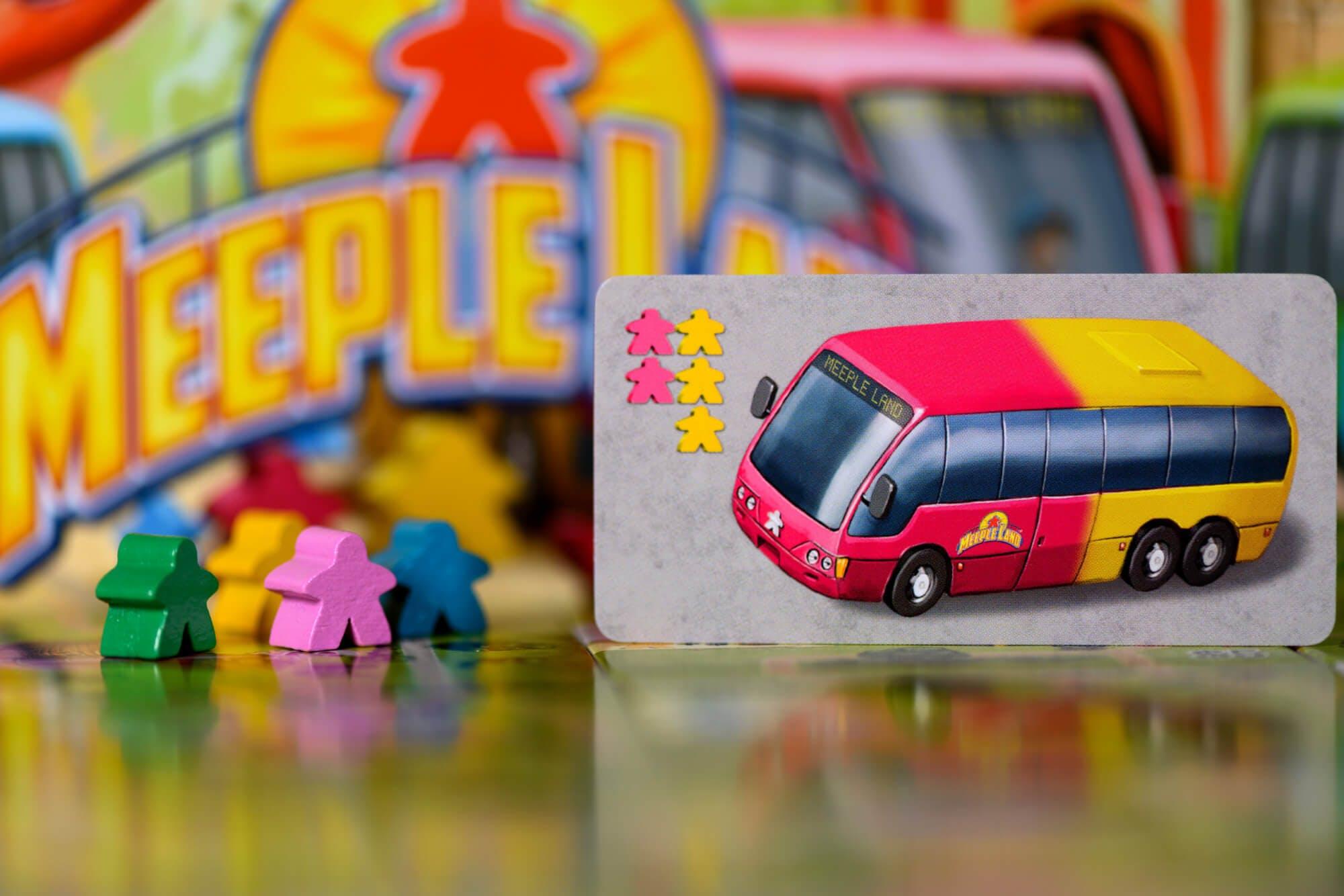 Meeple Land - Bus