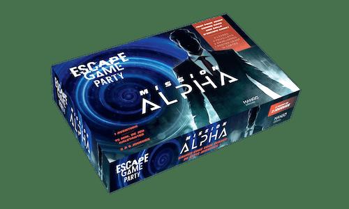 EscapeGame Party: MissionAlpha