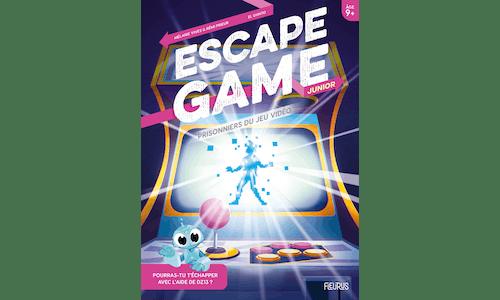 EscapeGame Junior: Prisonniers dujeuvidéo