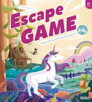EscapeGame Kids: Libère la licorne prisonnière de lasorcière!