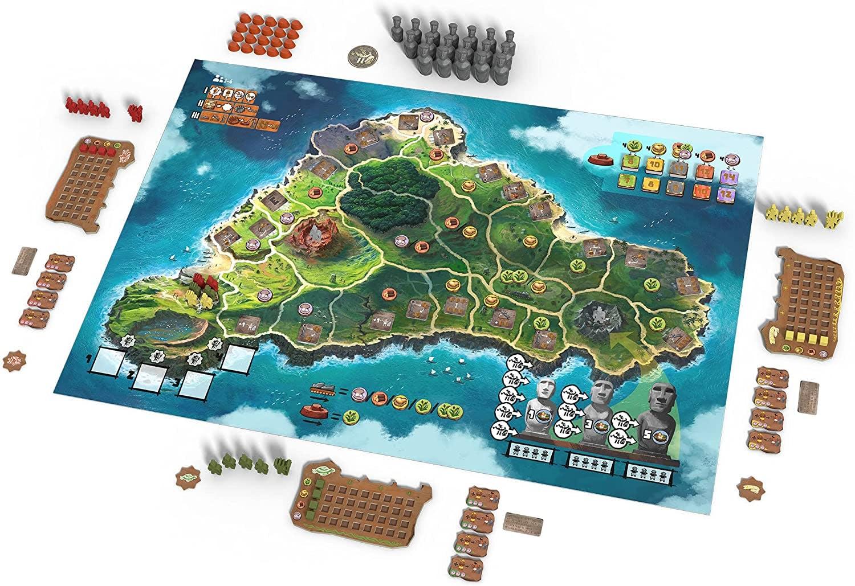 Rapa Nui - Mise en place
