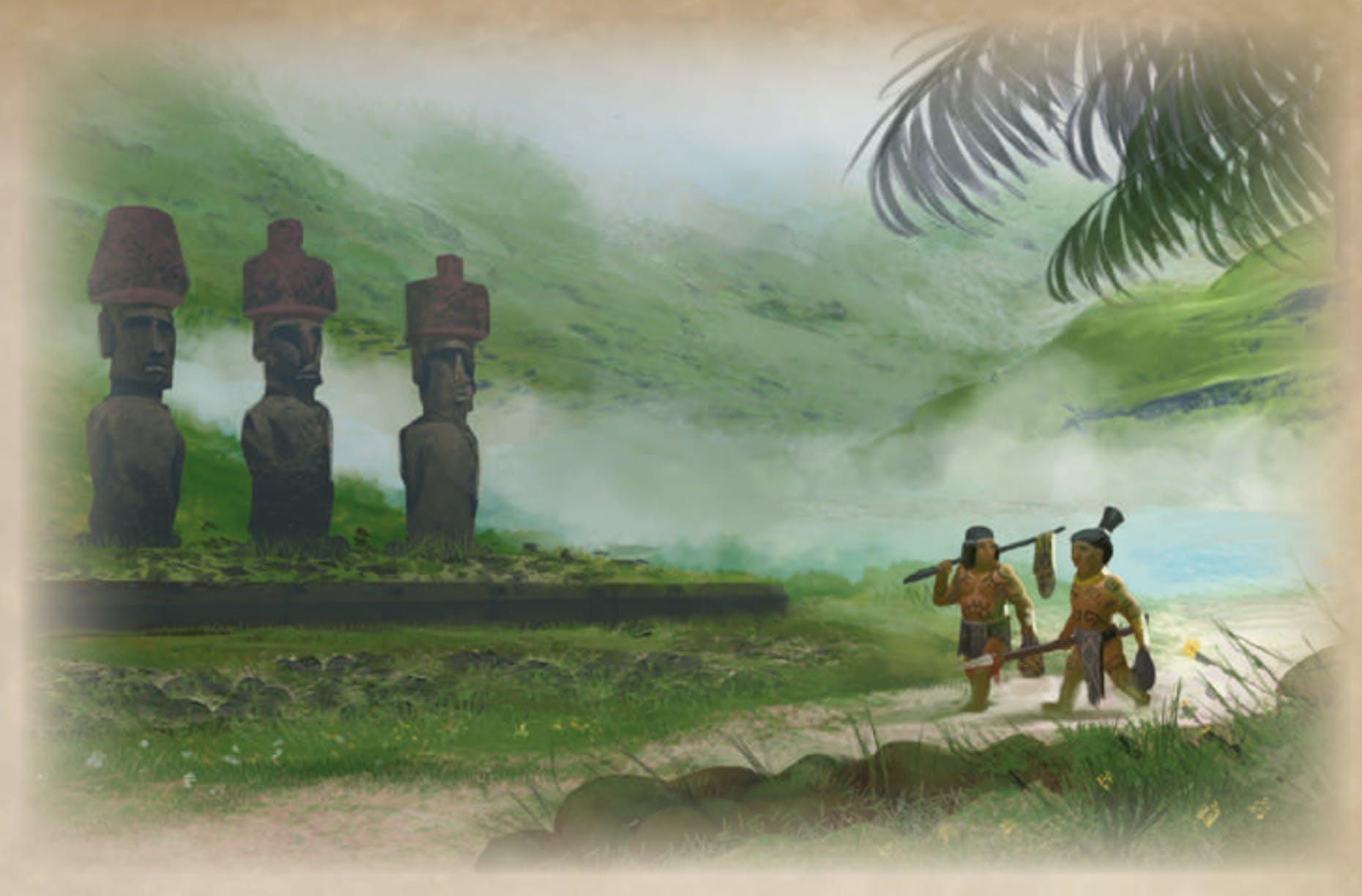 Rapa Nui - Illustration 2