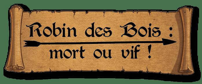 Unlock! Legendary Adventures - titre robin