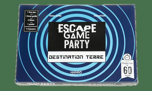 Escape Game Party : Destination Terre