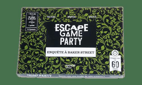 Escape Game Party : Enquête à Baker Street