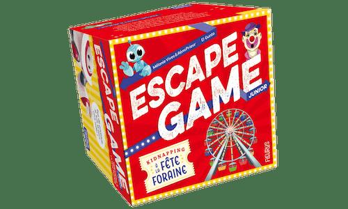 Escape Game Junior : Kidnapping à la fête foraine