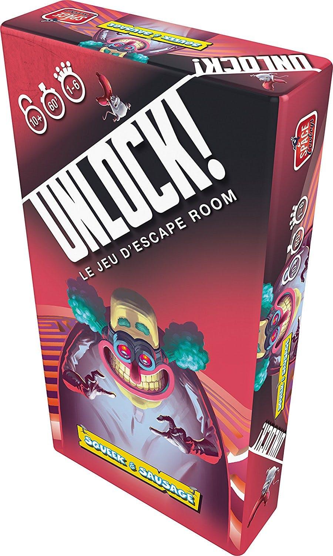 Unlock! : Squeek et Sausage