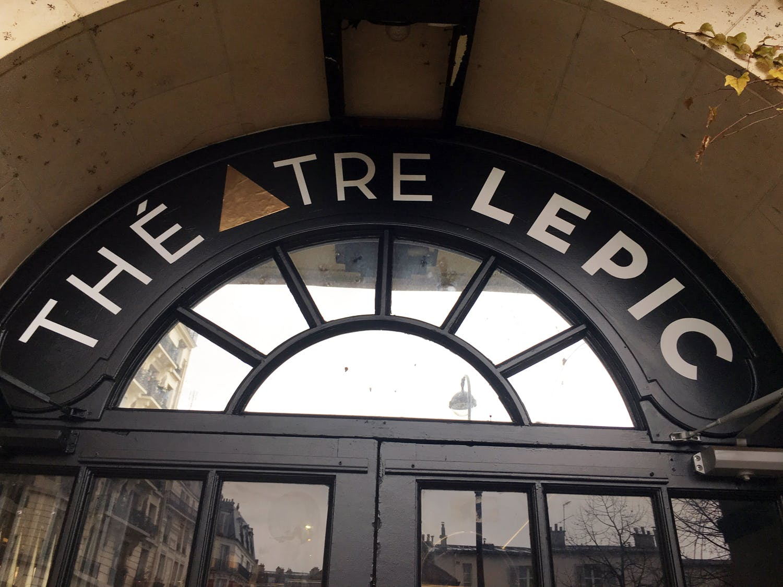 Théatre Lepic