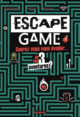 Escape Game: Saurez-vous vous évader de ces 3 aventures?