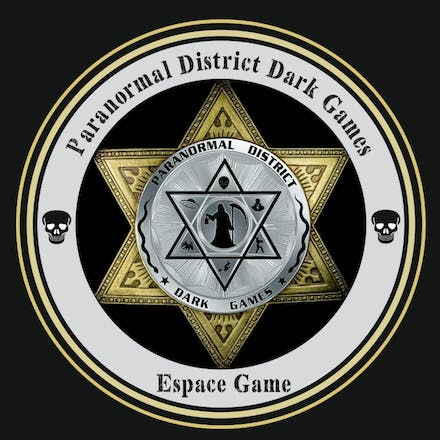 Paranormal District Dark Games