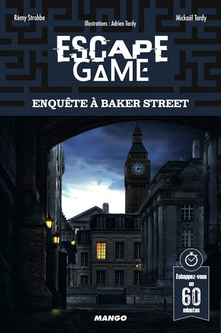 Escape Game : Enquête à Baker Street