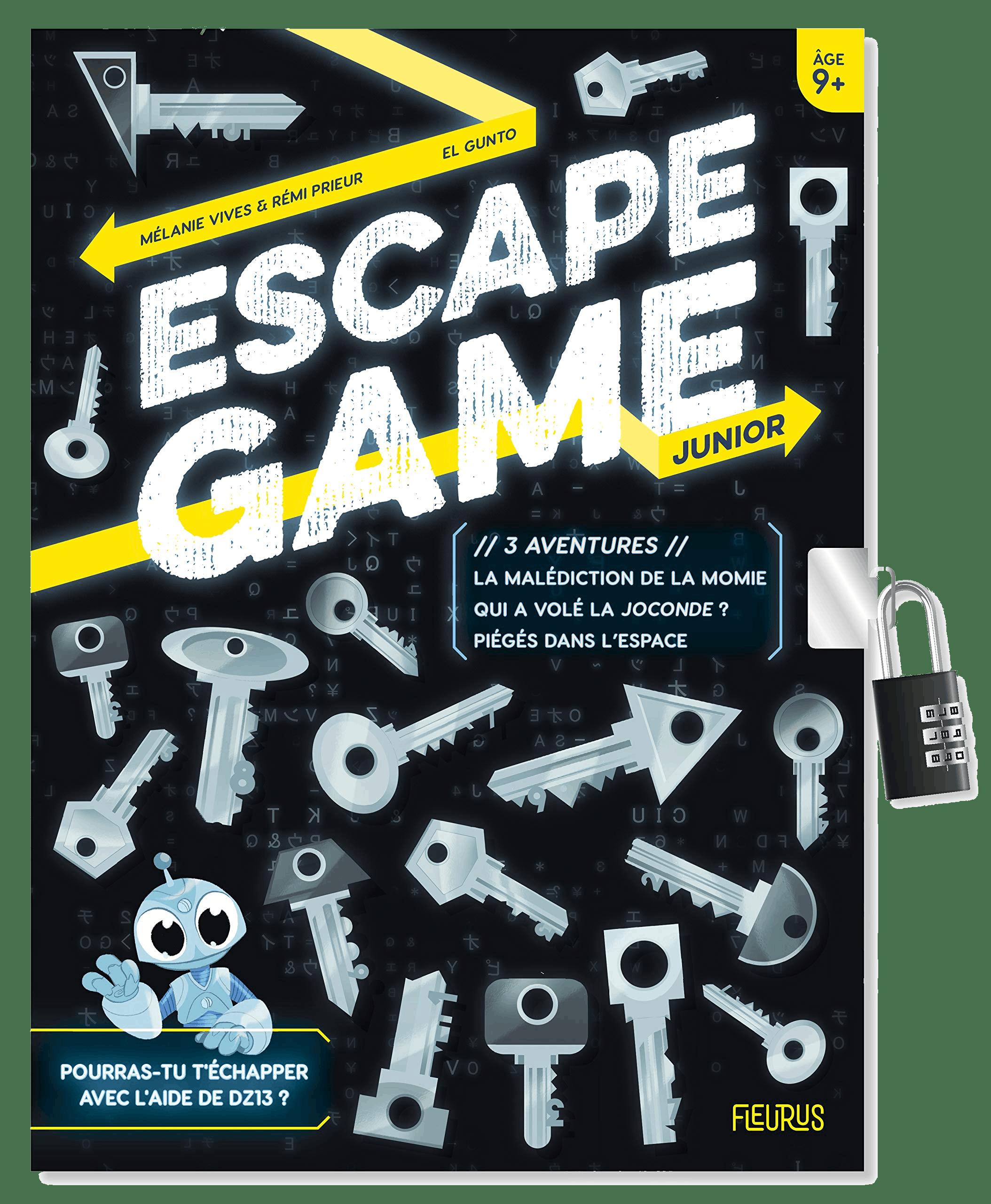 Compilation Escape Game Junior