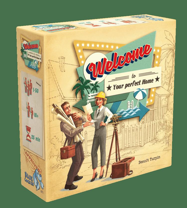 Welcome (jeu de base)