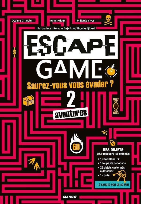 Escape Game : Saurez-vous vous évader de ces 2 aventures ?