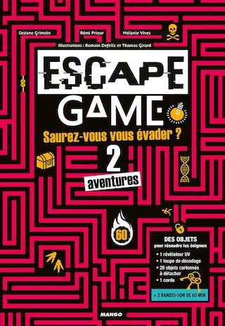 EscapeGame: Saurez-vous vous évader de ces2aventures?